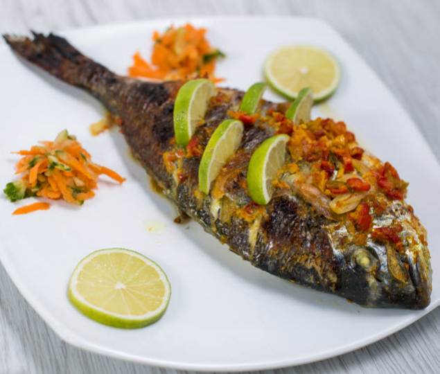 Turkish Fish and Seafood Recipes