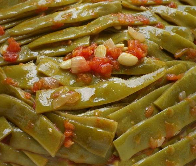 Turkish Vegetables in Oil Recipes